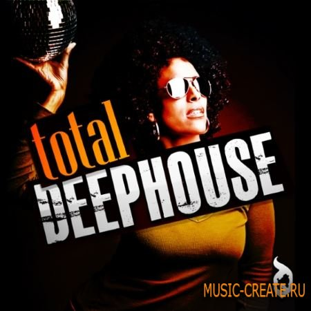 Delectable Records - Total Deep House (WAV AiFF) - сэмплы Deep House