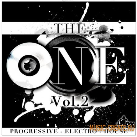 Fox Samples - The One Vol.2 (WAV MiDi) - сэмплы Electro House