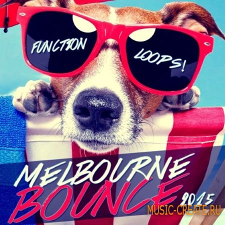 Function Loops - Summer Melbourne Bounce 2015 (WAV MiDi Sylenth Spire) - сэмплы Melbourne Bounce
