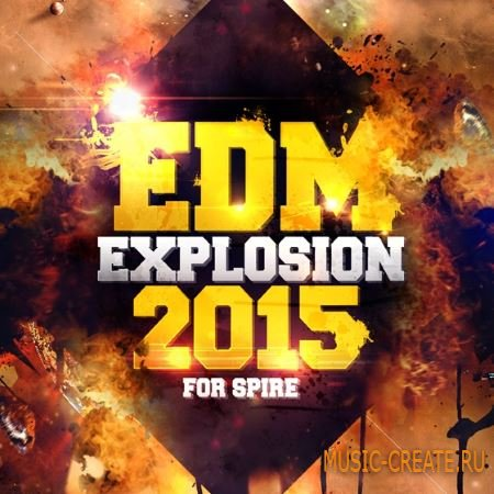 Mainroom Warehouse - EDM Explosion 2015 For REVEAL SOUND SPiRE (SBF SPF)