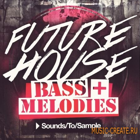 Sounds to Sample - Future House Bass+Melodies (WAV MiDi Serum) - сэмплы Future House