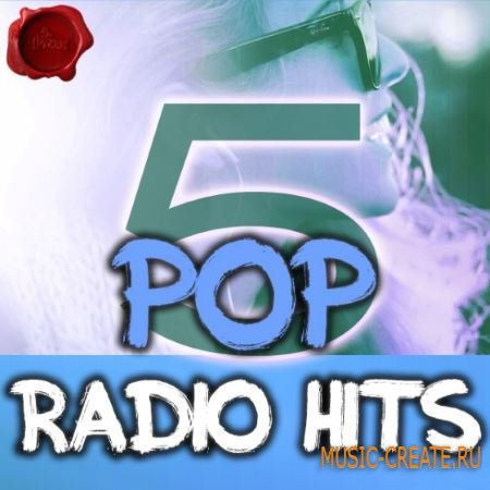 Fox Samples - Pop Radio Hits 5 (WAV MiDi) - сэмплы Pop