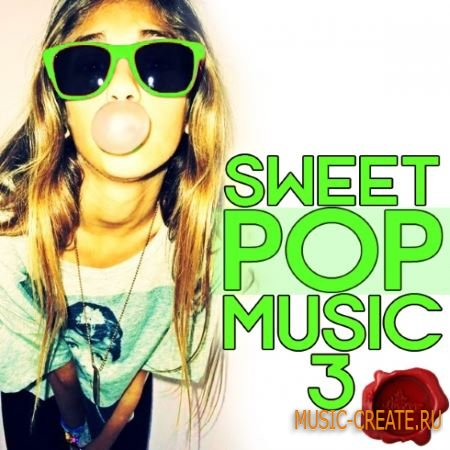 Fox Samples - Sweet Pop Music 3 (WAV MiDi) - сэмплы Pop