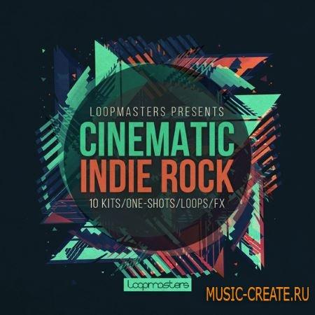 Loopmasters - Cinematic Indie Rock (WAV REX) - кинематографические сэмплы