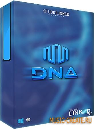 StudiolinkedVST - DNA WiN VST (Team P2P) - синтезатор