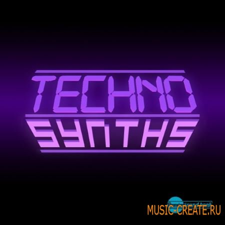Premier Sound Bank - Techno Synths (WAV) - сэмплы Techno