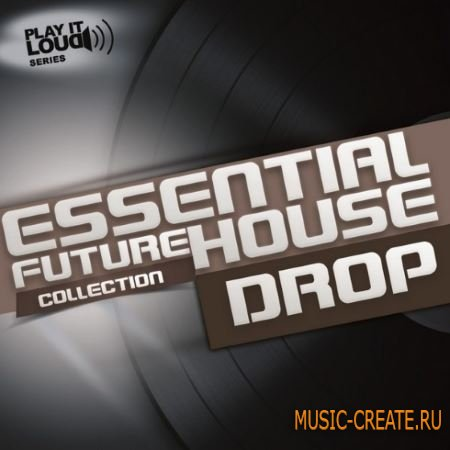 Shockwave - Essential Future Collection Drop (WAV MiDi) - сэмплы Future House
