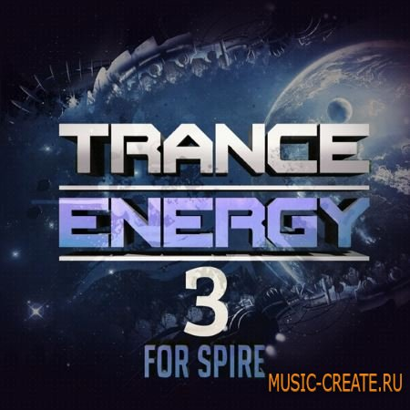 Trance Euphoria - Trance Energy 3 For REVEAL SOUND SPiRE (SBF SPF)