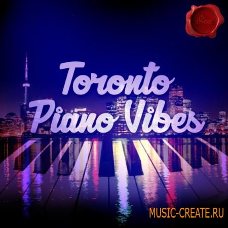 Fox Samples - Toronto Piano Vibes (WAV MiDi) - сэмплы пианино