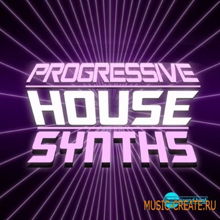 Premier Sound Bank - Progressive House Synths (WAV) - сэмплы Progressive House