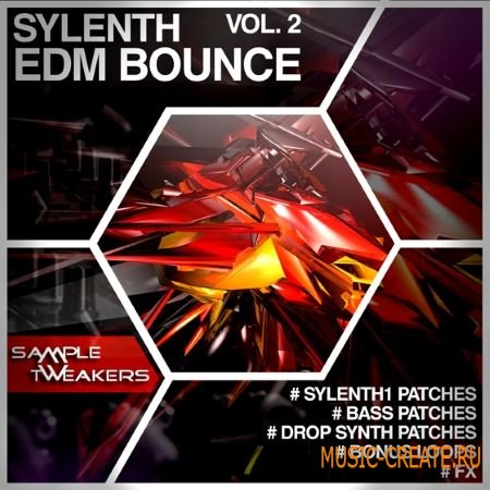 Sample Tweakers - Sylenth EDM Bounce Vol.2 (FXB)