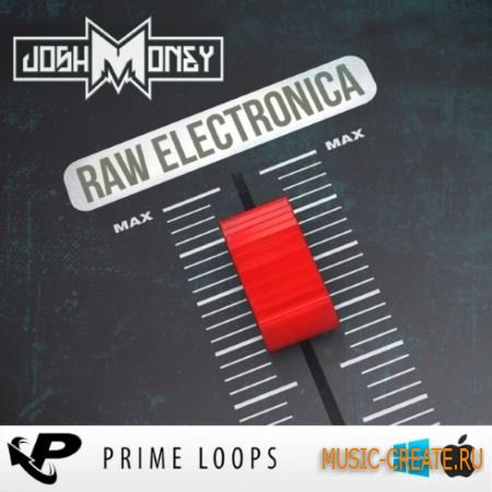 Prime Loops - Josh Money Raw Electronica (ACiD WAV Ni Massive) - сэмплы Alternative House, Electronica
