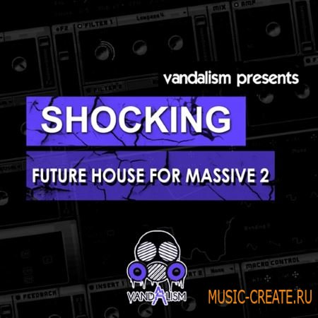 Vandalism - Shocking Future House 2 (Ni MASSiVE NMSV)