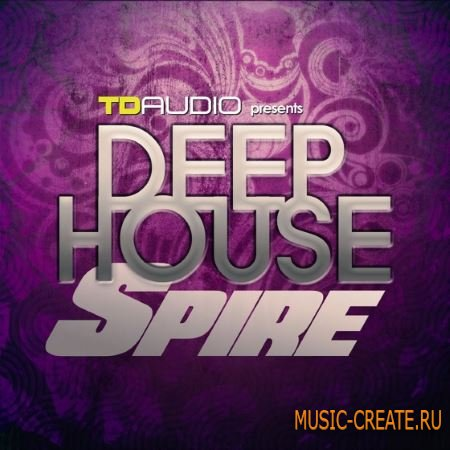 Industrial Strength - TD Audio Deep House Spire (FXP)