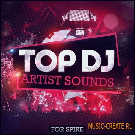 Mainroom Warehouse - Top DJ Artist Sounds For REVEAL SOUND (SPiRE SBF SPF)