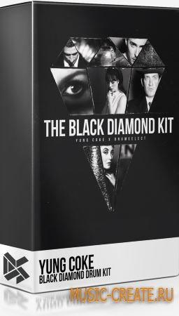 Yung Coke – Black Diamond Kit (MULTiFORMAT) - сэмплы ударных