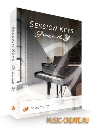 E-Instruments - Session Keys Grand Y v.1.1 (KONTAKT) - библиотека звуков концертного рояля