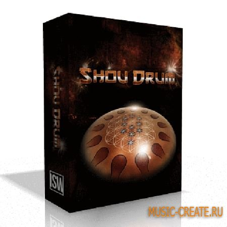 Impact Soundworks - Shou Drum (KONTAKT) - библиотека ударных