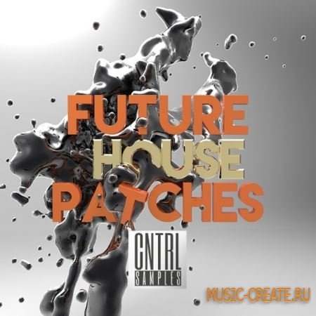 CNTRL Samples - Future House Patches (MiDi SPiRE)