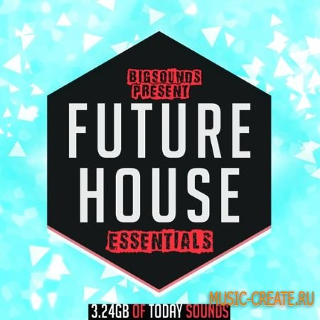 Big Sounds - Future House Essentials (WAV MiDi) - сэмплы Future House
