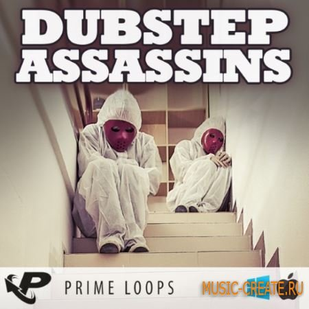 Prime Loops - Dubstep Assassins (MULTiFORMAT) - сэмплы Dubstep