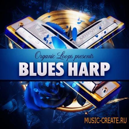 Organic Loops - Blues Harp (WAV REX) - сэмплы арфы