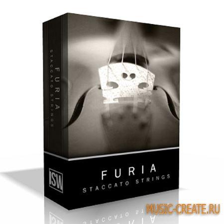 Impact Soundworks - Furia Staccato Strings (KONTAKT) - библиотека оркестровых струнных