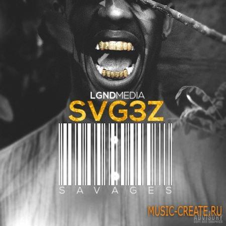 LGND - SVG3Z (WAV) - сэмплы Hip Hop, Trap