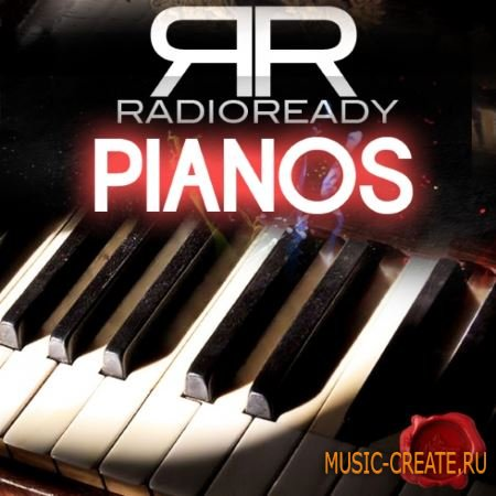 Fox Samples - Radio Ready Pianos (WAV MiDi) - сэмплы фортепиано