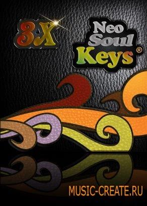 Gospel Musicians - Neo Soul Keys NEW 3X Version (KONTAKT) - библиотека винтажных электрических пиано