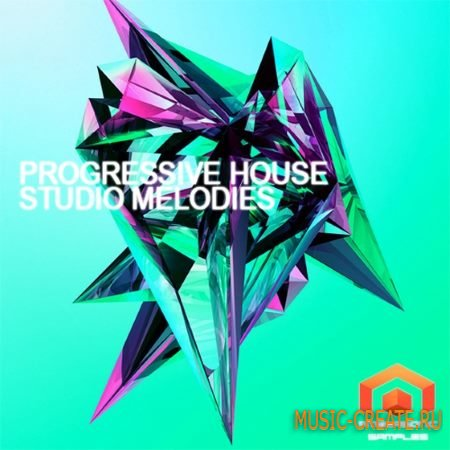 Ambersonic Samples - Progressive House Studio Melodies (WAV MiDi) - сэмплы Progressive House