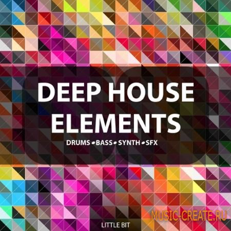Little Bit - Deep House Elements (WAV) - сэмплы Deep House