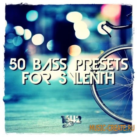 1642 Beats - 50 Bass Presets for Sylenth (FXB FXP)