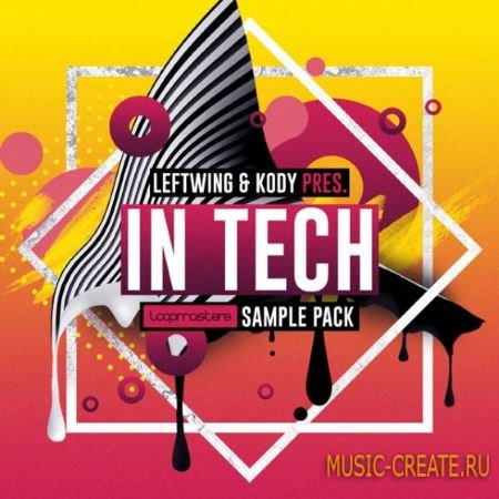 Loopmasters - Leftwing and Kody In Tech (MULTiFORMAT) - сэмплы Tech House