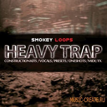 Smokey Loops - Heavy Trap (WAV MiDi SPF) - сэмплы Trap