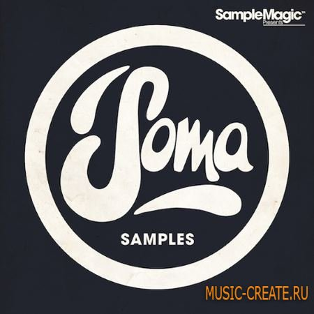 Sample Magic - Soma Records (MULTiFORMAT) - сэмплы Techno, House, Tech House