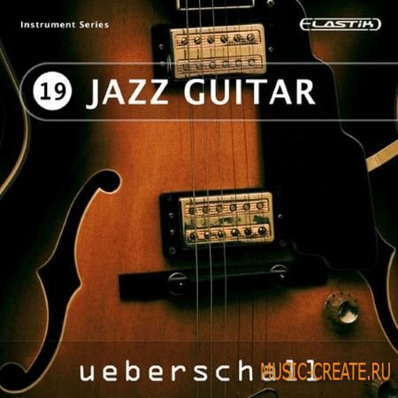 Ueberschall - Jazz Guitar (ELASTIK) - банк для плеера ELASTIK