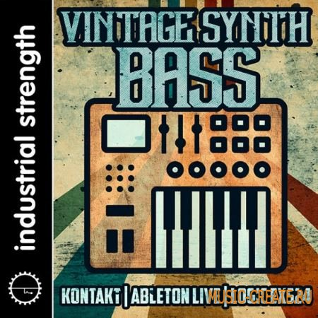 Industrial Strength - Vintage Synth Bass (MULTiFORMAT) - сэмплы синтезаторов