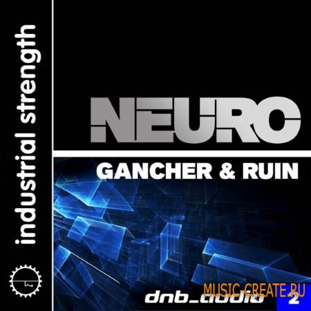 Industrial Strength - DnB Audio 2 Neuro (WAV REX) - сэмплы DnB