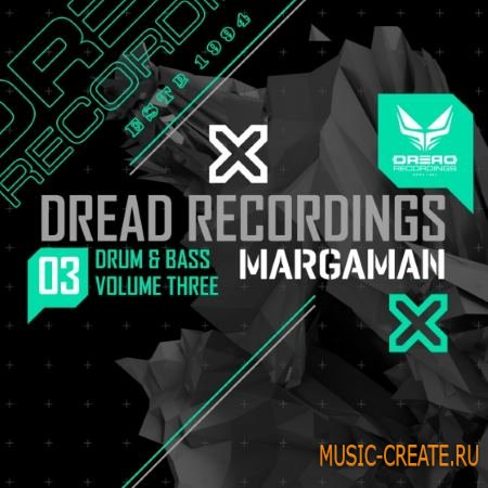 Loopmasters - Dread Recordings Vol.3 Margaman Dread (MULTiFORMAT) - сэмплы Jungle, Drum and Bass