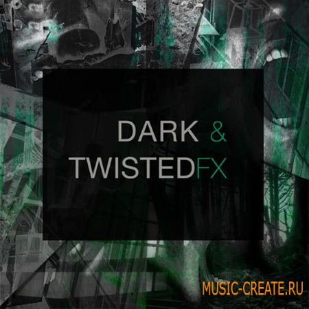 Spf Samplers - Dark and Twisted FX (WAV) - звуковые эффекты
