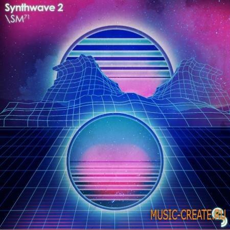 Sample Magic - Synthwave 2 (MULTiFORMAT) - сэмплы винтажных драм-машин, синтезаторов