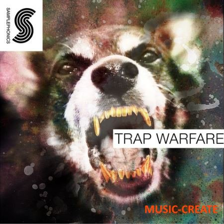Samplephonics - Trap Warfare (MULTiFORMAT) - сэмплы Trap