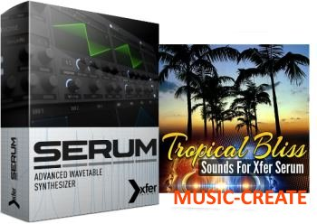 Daniel Strongin - Tropical Bliss (XFER RECORDS SERUM)