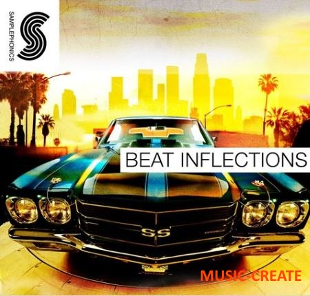Samplephonics - Beat Inflections (MULTiFORMAT) - сэмплы Hip Hop