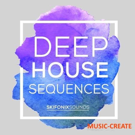Skifonix Sounds - Deep House Sequences (WAV MiDi Ni Massive Presets) - сэмплы Deep House