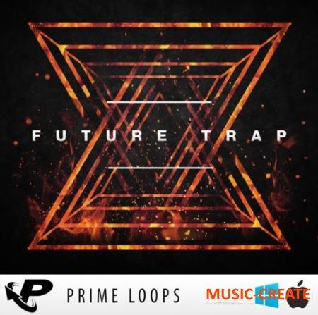 Prime Loops - Future Trap (WAV REX AiFF) - сэмплы Trap