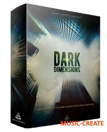 Audio imperia Dark Dimension Vol. 1.1 (KONTAKT) - библиотека звуковых эффектов