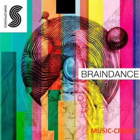 Samplephonics - Braindance (MULTiFORMAT) - сэмплы Electronica, Garage, Hip Hop