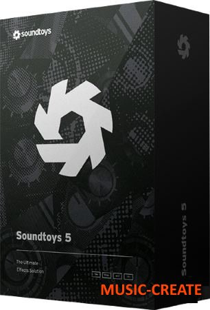 SoundToys v5.0.1.10839 WIN (Team AudioUTOPiA) - сборка плагинов